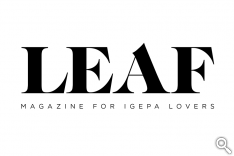 Leaf — Magazine for Igepa lovers